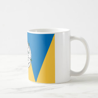 Mug Le drapeau du comté de West Yorkshire