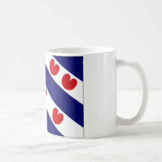 Mug Le drapeau néerlandais de la Frise