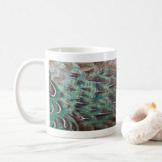 Mug Le faisan de Melanistic fait varier le pas du plan