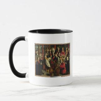 Mug Le festin de mariage chez Cana, c.1500-03
