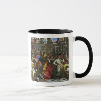 Mug Le festin de mariage chez Cana, coordonnée des