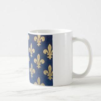 Mug Le fleur-de-lis ou le fleur-De-lys