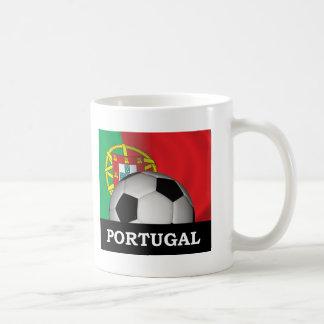 Mug Le football du Portugal
