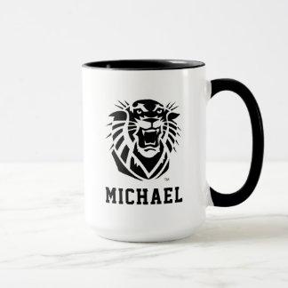 Mug Le fort fait les foins la marque primaire logo