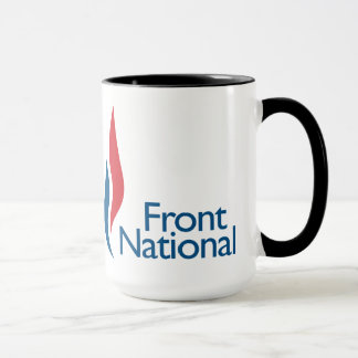 Mug Le Front national : Front National