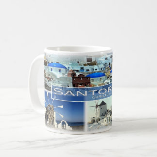 Mug Le GR Grèce - Santorini -