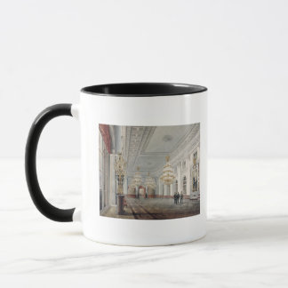 Mug Le grand hall, palais d'hiver, St Petersburg