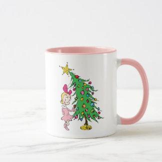 Mug Le Grinch | j'ai été Cindy-Lou qui bon