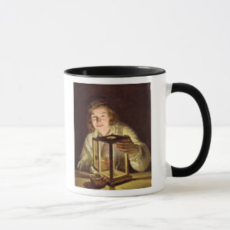 Mug Le jeune Stableboy avec une lampe stable, 1824