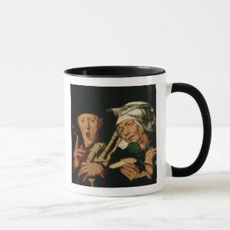 Mug Le joueur de cornemuse