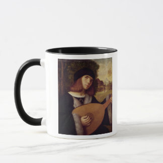 Mug Le joueur de luth