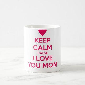 Mug Le jour de mère heureux