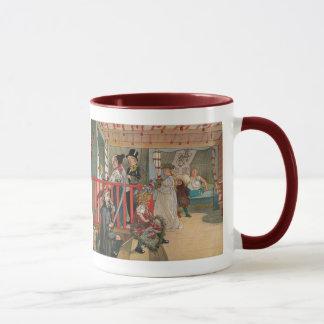Mug Le jour nommé par Carl Larsson