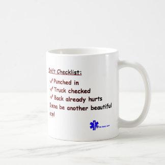 Mug Le jour splendide d'EMT