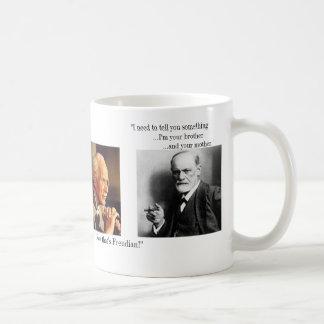 Mug Le Jung et l'agité - customisé