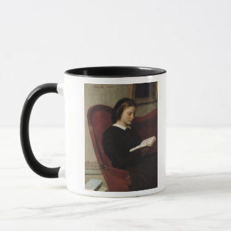 Mug Le lecteur, 1861