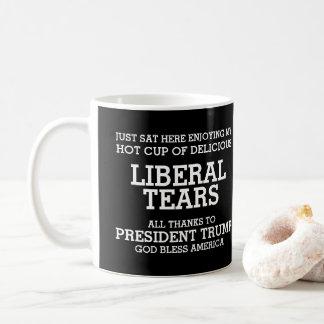 Mug Le libéral déchire le Président Trump