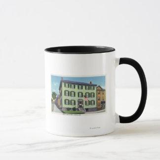Mug Le lieu de naissance du poète Longfellow