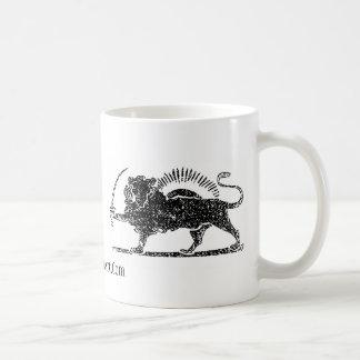 Mug Le lion, Shir-o-khorshid