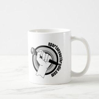 Mug Le logo iconique de la radio spartiate de la
