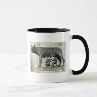 Mug Le -Loup de Capitoline