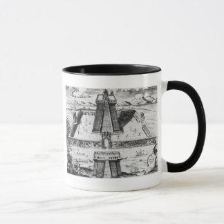Mug Le maire de Templo chez Tenochtitlan