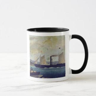 """Mug Le """"Mallorcan"""", bateau sur lequel George Sand et"""