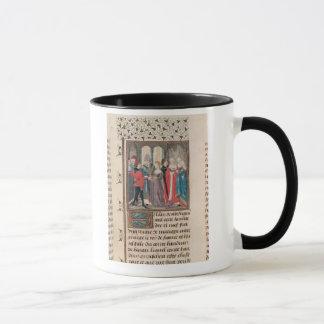 Mug Le mariage du roi de Philippe Auguste de la France