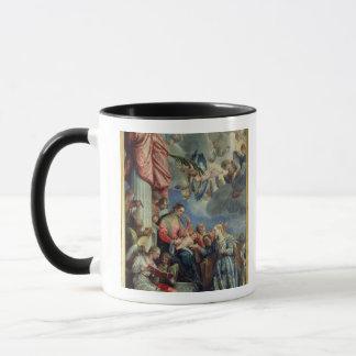 Mug Le mariage mystique de St Catherine