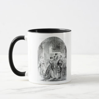 Mug Le mariage privé d'Anne Boleyn