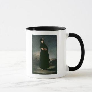 Mug Le Marianne Waldstein Marquesa de Santa Cruz
