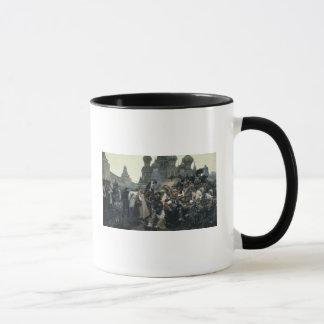 Mug Le matin de l'exécution du Streltsy