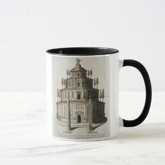 Mug Le mausolée d'Augustus et de sa famille à Rome,