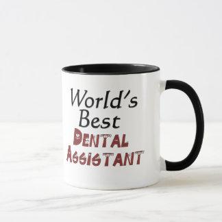 Mug Le meilleur assistant dentaire du monde