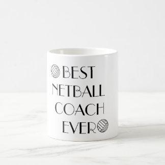 Mug Le meilleur car de net-ball jamais