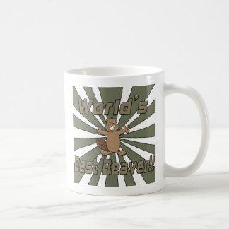 Mug Le meilleur castor des mondes