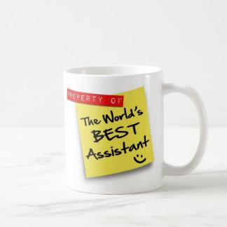 Mug Le meilleur courrier auxiliaire du monde