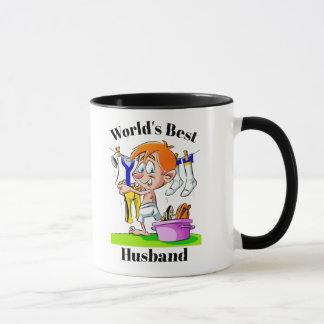 Mug Le meilleur mari du monde