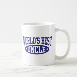 Mug Le meilleur oncle du monde