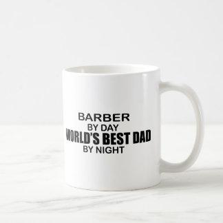 Mug Le meilleur papa du monde - coiffeur