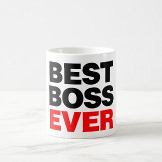 Mug Le meilleur patron jamais