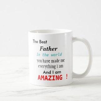 Mug Le meilleur père au monde