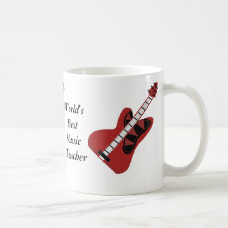 Mug Le meilleur professeur de musique du monde