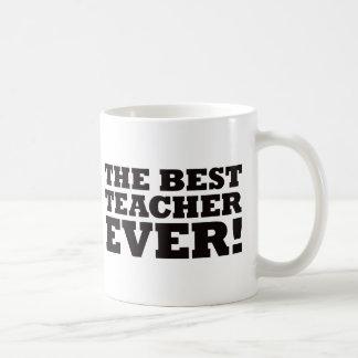 Mug Le meilleur professeur jamais