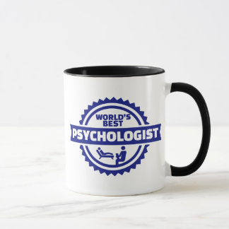 Mug Le meilleur psychologue du monde