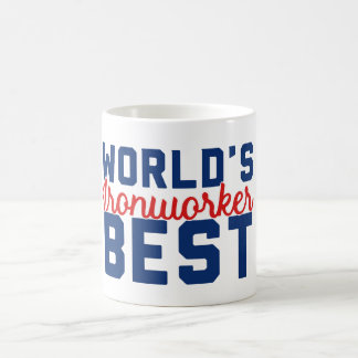 Mug Le meilleur serrurier du monde