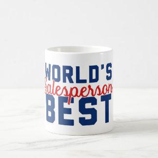 Mug Le meilleur vendeur du monde