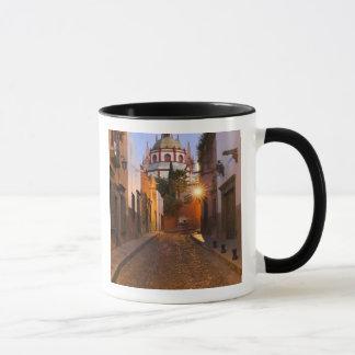 Mug Le Mexique, San Miguel de Allende. Début de la