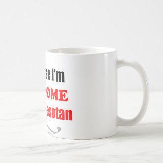 Mug Le Minnesota est impressionnant