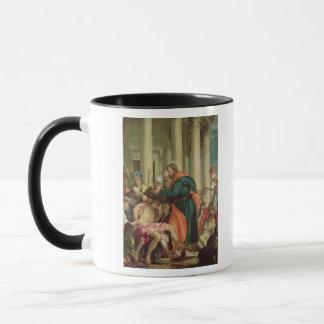 Mug Le miracle de St Barnabas, c.1566